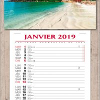 Calendrier BX4