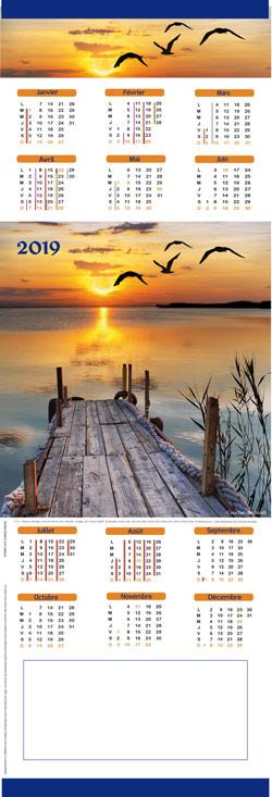 Calendrier-kakemono-coucher-de-soleil