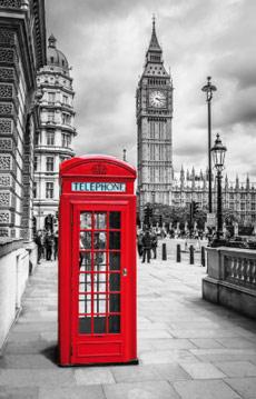 Calendrier-laminé-london