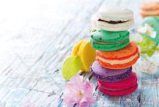 Calendrier-laminé-macarons