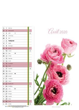 Floral-aout