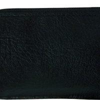 Porte monnaie noire-sefam