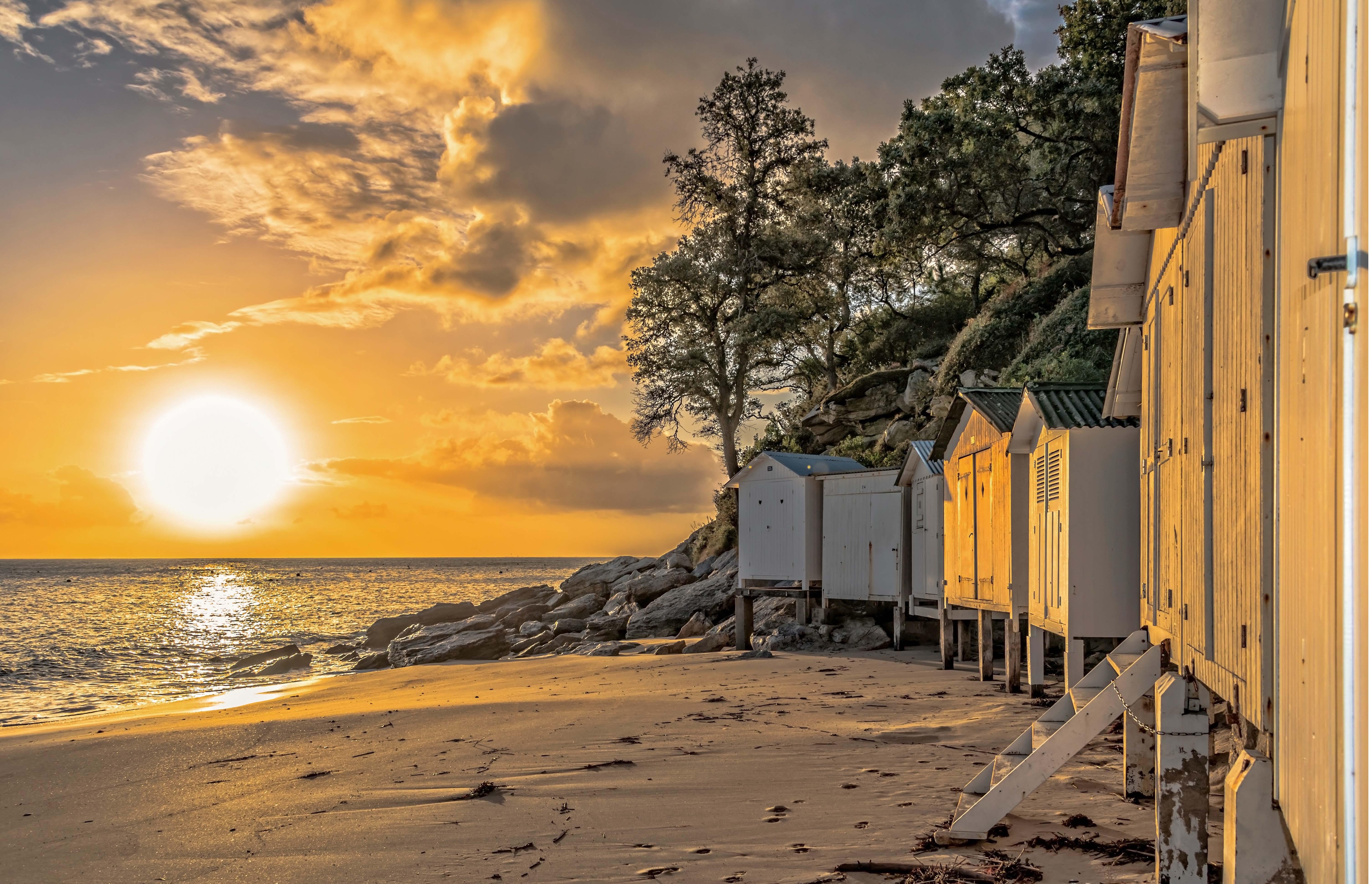 Laminé-coucher de soleil-sefam